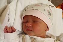 Eliška Škodová. Narodila se 17. listopadu v liberecké porodnici mamince Ireně Škodové z Liberce. Vážila 2,87 kg a měřila 48 cm.