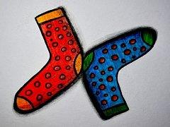 Ponožkový den je ve světě známý už devět let.