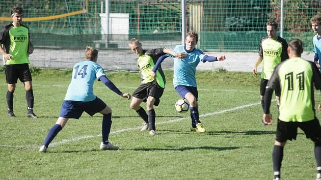 Po pětizápasové šňůře bez bodového zisku se fotbalové Ruprechtice dočkaly. Porazily slabou Horní Brannou 5:0.