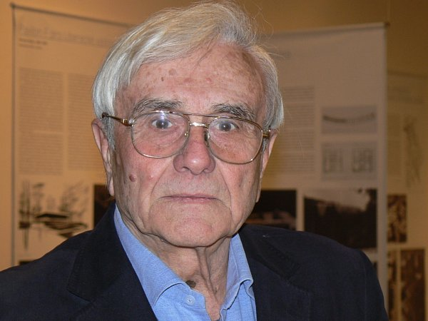 Architekt Miroslav Masák