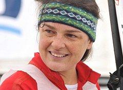 Novou náměstkyni můžou lidé potkat často na lyžích