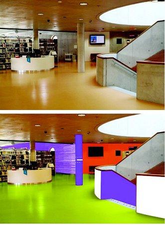 PROJEKTY studentů Katedry environmental designu.
