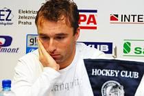 Hokejový brankář Milan Hnilička.
