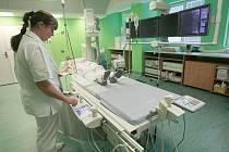 Liberecká nemocnice. Ilustrační foto