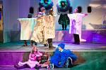 Fantasy pohádka Hárún a moře příběhů v Malém divadle v Liberci