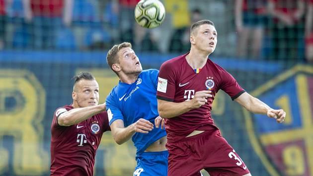 Finále MOL Cupu: FC Slovan Liberec - AC Sparta Praha.