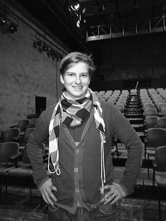 BRAŇO HOLIČEK získal loni Cenu Alfreda Radoka jako Talent roku.