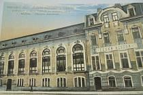 Hotel Česká beseda.