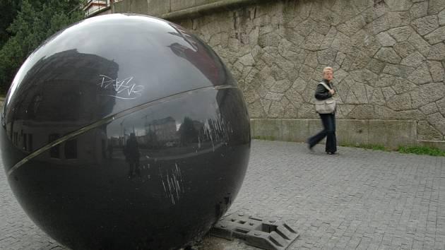 Koule z dílny Milana Housera .