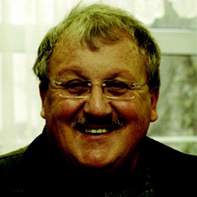 Miloslav Vodrážka je ředitelem Nového domova - Domu Marta ve Vratislavicích nad Nisou.