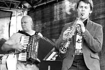 VLTAVA zahrála na městských slavnostech v Tanvaldu. Do repertoáru opět vrátila nějakou starých hitovek.