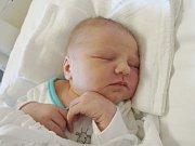 JAKUB PRIGL Narodil se 5. dubna v liberecké porodnici mamince Janě Ulbrichové z Frýdlantu v Č. Vážil 3,17 kg a měřil 50 cm.