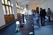Muzejní noc přilákala tisíce lidí, obdiv budila galerie.
