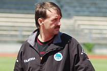 Bývalý trenér fotbalistů Slovanu Liberec B Franišek Šturma.