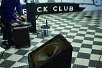 Prostory nového klubu Bunkr v Liberci