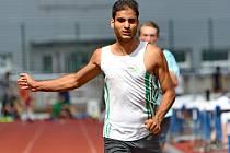 Mário Gábor žije od 11 let atletikou. V budoucnu by se jí chtěl věnovat profesionálně.