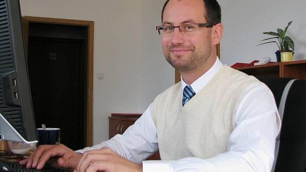 Jan Farský na archivním snímku