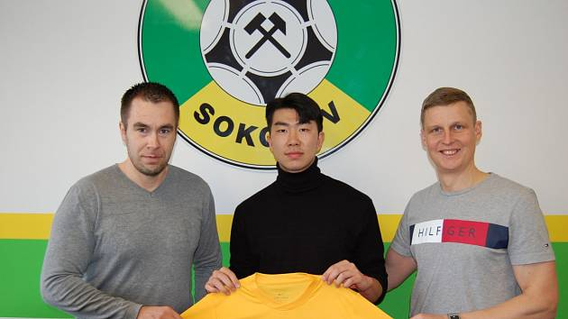 Útočník Kanghyun Yu opouští Liberec, bude hrát za Sokolov.