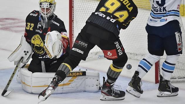 Liberec porazil Litvínov gólem 3,5 sekundy před koncem prodloužení.