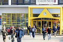 Liberecký závod firmy Cadence Innovation.