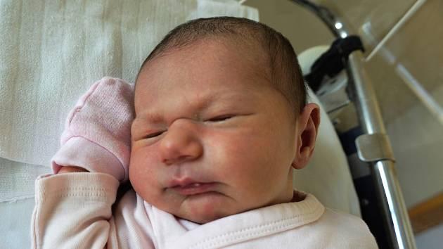 Juliana Kopalová. Narodila se 23. května v liberecké porodnicimamince Dáše Fantové z Liberce. Vážila 3,6 kg a měřila 51 cm.