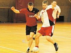 FC PRAŠIVKY FT ZLEJ SE(N) 1:10. Jakub Beneš je na fotce Jiří Hnilička.