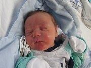EDWARDAS KAIRYS Narodil se 21. listopadu v liberecké porodnicimamince Natalyi Tomynetsz Liberce. Vážil 3,24 kg a měřil 48 cm.