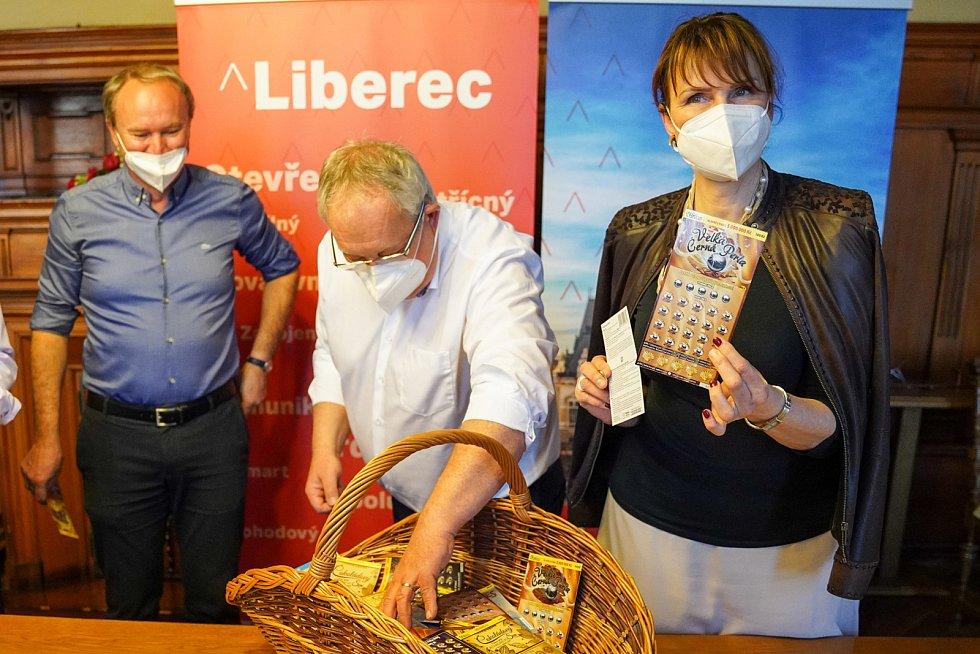 Netradiční pokus o získání financí do rozpočtu města zkusili v Liberci.