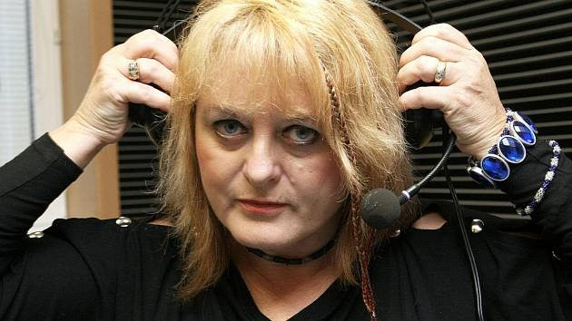 Ivana Bernáthová.