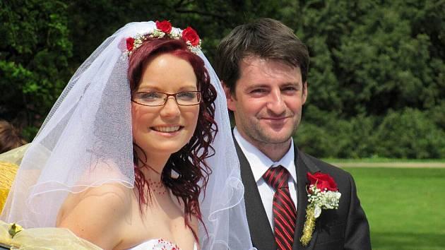 Svatba na zámku má i tu výhodu, že fotografie z ní pořízené předčí ty z radnic a jiných sterilních obřadních míst.
