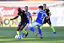 FC Slovan Liberec- FK Mladá Boleslav.
