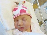 ANNA KŮRKOVÁ Narodila se 21. srpna v liberecké porodnici mamince Romaně Kůrkové z Liberce. Vážila 3,54 kg.