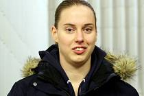 MARTINA WEISENBILDEROVÁ. Liberecká rodačka bude reprezentovat na mistrovství Evropy ve Švédsku.