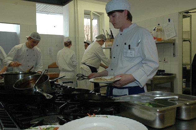 Optimalizace se dotkne i gastronomických oborů