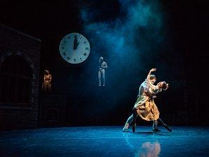 Baletní představení Vánoční koleda poprvé uvidí diváci v pátek 16. listopadu.