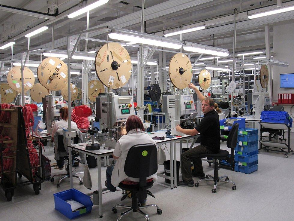 Firma CiS Systems je největším zaměstnavatelem na Frýdlantsku. I ona se ale potýká s nedostatkem zaměstnanců.