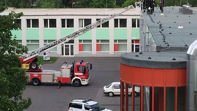 Fotografii z místa poslala Libereckému deníku čtenářka.