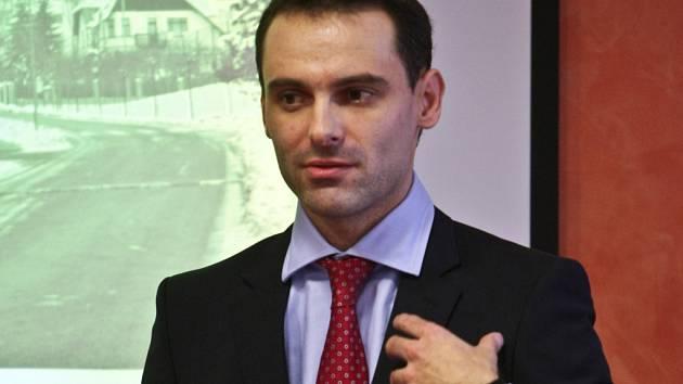 Bývalý starosta Vratislavic Lukáš Pohanka