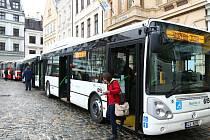 Liberec se zařadil mezi města, která brázdí ty nejmodernější autobusy.