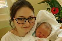 Mamince Veronice Mastné z Liberce se dne 31. března v liberecké porodnici narodil syn Mikuláš Mastný. Měřil 52 cm a vážil 3,56 kg.