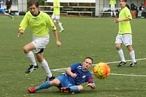 Fotbalová I. A třída. Derby Ruprechtice - Doubí 3:0.