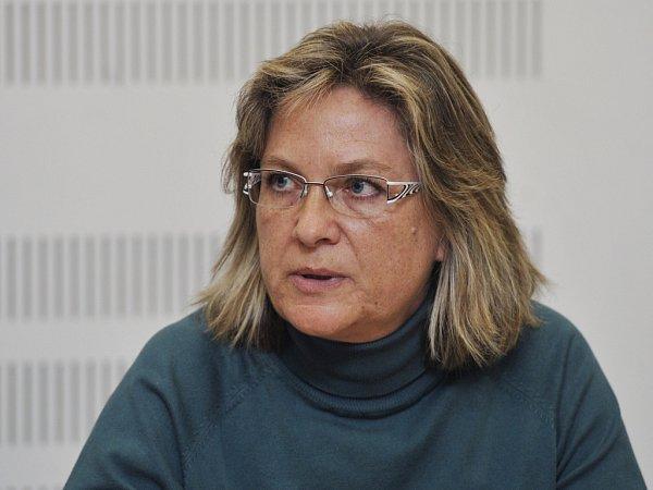 Ivana Hujerova oznamila na zasedani krajskeho zastupitelstva svou rezignaci na clenstvi vzastupitelskem klubu ZpLK.