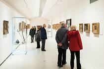 Lázně Oblastní galerie v Liberci se návštěvníkům poprvé otevřely v pátek 28. února 2014.