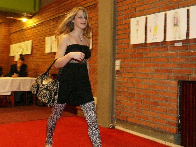 STUDENTSKÁ SOUTĚŽ NEW IMAGE A TEENAGE OUTFIT 2010.