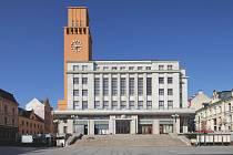 Jablonecká radnice.