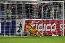 Fotbalisté Liberce zahájili základní skupinu Evropské ligy remízou 2:2 ve Freiburgu.