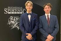 Kolektiv dorostenců FBC Česká Lípa se umístil na krásném 5. místě. Cenu za dorostenecký tým převzal kapitán Jan Zátka a útočník Ladislav Pekárek.