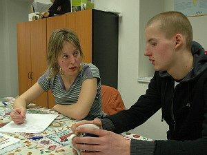 Liberec - Jak se dostat z ulice do normálního života řeší Jaroslav Novák s organizací Člověk v tísni.