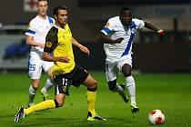 Slovan Liberec se španělskou Sevillou