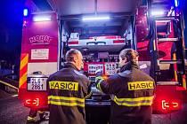 Na požárních stanicích v Liberci, České Lípě, Jablonci i Semilech bude v pátek 13. září probíhat den otevřených dveří.